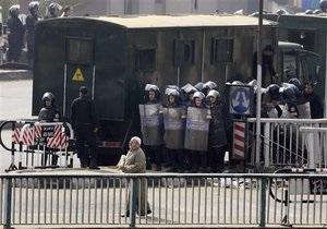 Египетские спецслужбы блокировали центральную площадь Каира