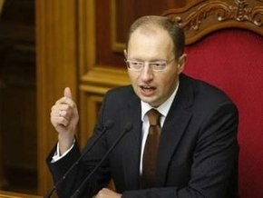 Яценюк призвал главу НБУ  накрутить хвост  банкам