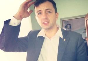 В Киеве избили депутата Свободы
