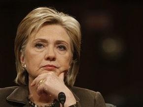 Клинтон поддержала размораживание отношений с Россией
