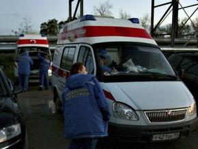 В Перми автобус, у которого отказали тормоза, протаранил около 20 автомобилей