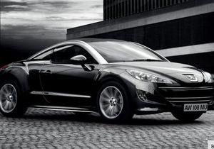 Европейские геи признали купе Peugeot RCZ автомобилем года