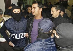 Итальянская полиция считает, что поставила мафию на колени