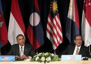В США извинились за вывешивание перевернутого флага Филиппин