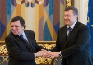 Ъ: Украину, недавно считавшуюся лидером на пути интеграции в ЕС, обогнали Молдова и Грузия
