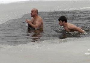 Уровень воды в водоемах Киева не превышает критических отметок