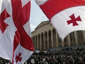 Грузия отмечает шестую годовщину Революции роз