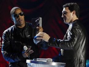 Фотогалерея: Вручение MTV Europe Music Awards 2009