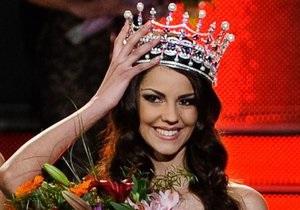 В Киеве состоялся финал конкурса красоты Мисс Украина-2012