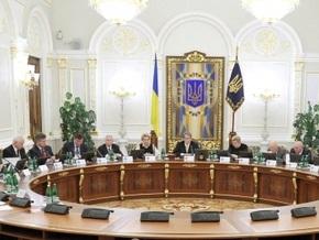 В СНБО отрицают, что руководство Кабмина не было информировано о заседании совета