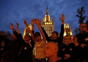 Оппозиция: задержанные на Баррикадной отпущены