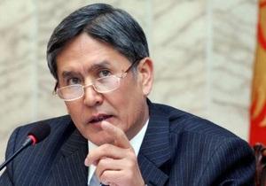 Действующий премьер победил на выборах в Кыргызстане