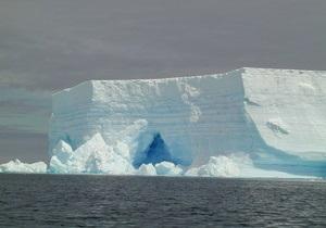 В Антарктиде обнаружен аэроплан, пролежавший в снегу с начала прошлого века