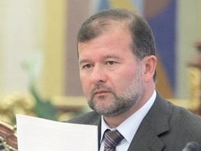 Балога заявил, что Тимошенко хочет использовать кризис в личных целях
