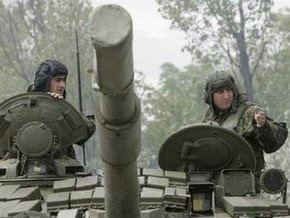 Украинские офицеры примут участие в учениях НАТО в Грузии