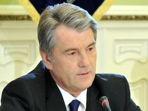 Ющенко назвал новый показатель падения ВВП