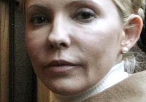 Тимошенко: Земля для вертолетной площадки Януковича оформлена на подконтрольную ему частную компанию