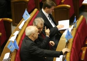 Источник: Отставку Черновецкого могут поддержать почти все фракции Рады