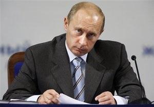 Путин распорядился провести всероссийскую перепись населения в октябре 2010 года