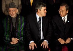 Участники конференции в Лондоне выделят $140 млн на интеграцию талибов в афганское общество