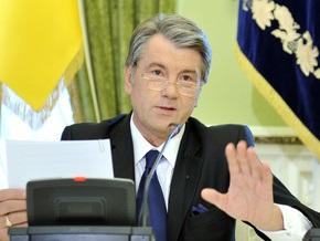 Ющенко знает, что нужно сделать для преодоления кризиса