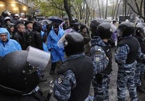 ВО Свобода: Прокуратура начала расследование фальсификаций в округе № 223 в Киеве