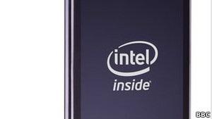 Компания Intel создала чип для смартфонов Motorola