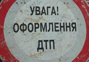 В ДТП в Винницкой области травмировано 10 человек