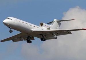 Крушения самолетов Як-42. Справка