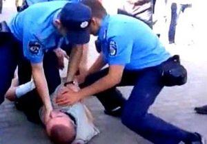 Курение запрещено: скандальный инцидент с одесскими милиционерами