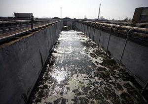 Экологи заявляют об отсутствии очистных фильтров на более чем сорока спусках сточных вод в Киеве