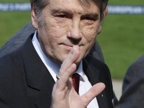 Ъ: Ющенко посетит газовый саммит в Софии