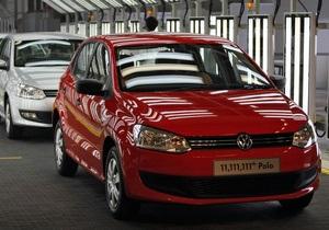 Volkswagen Polo признали лучшим автомобилем года
