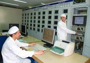 Стресс-тесты ЕС не выявили угроз на украинских атомных станциях