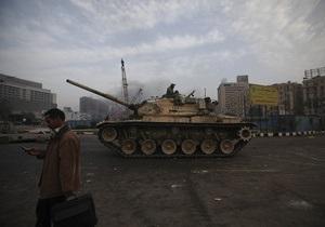 Израиль разрешил Египту разместить войска на Синайском полуострове