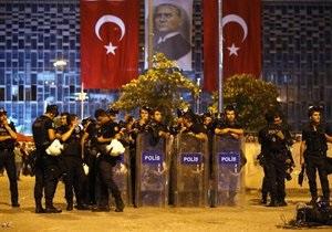 Турция - В Стамбуле на протесты вновь вышли тысячи людей