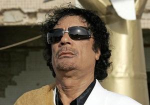 Сын Каддафи опроверг сообщения о бегстве отца из Ливии