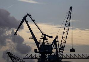 Промышленность Германии переживает рекордный спад