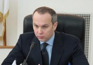 Шуфрич: Я не хочу, чтобы Левочкин оказался для Януковича тем, кем для Ющенко стал Балога