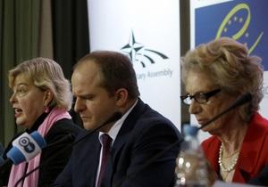 Ъ: Глава миссии ОБСЕ призвала украинские власти расследовать нарушения в ходе выборов