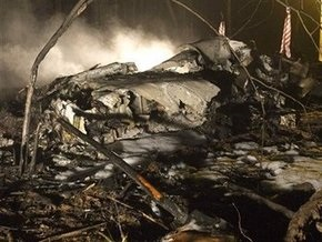 Крушение самолета под Минском: Следствие исключило две версии