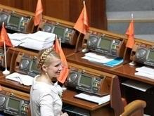 НУ-НС: Коалиция не развалится из-за позора Нашей Украины