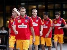 Евро-2008: Румыния отказалась от азартных игр