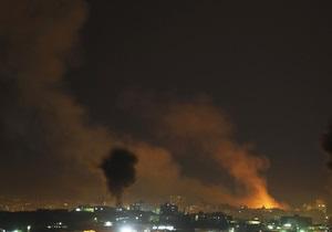 В секторе Газа убит один из лидеров ХАМАС