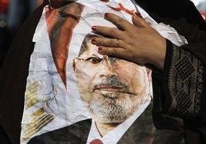 Власти Египта хотят блокировать лагеря сторонников Мурси