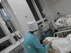 ЗН: Киевским инфекционным больницам не хватает коек