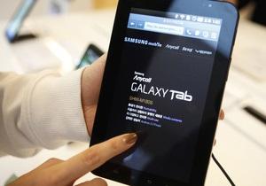 В Евросоюзе запретили продавать планшет Samsung