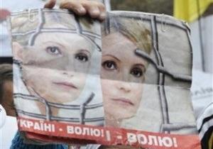 Тимошенко: Приговор уже давно написан, потому что Янукович считает меня опасным конкурентом