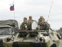 Российские войска вышли из города Сенаки
