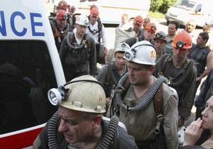 На шахте в Донецке погибли двое шахтеров: судьба троих остается неизвестной
